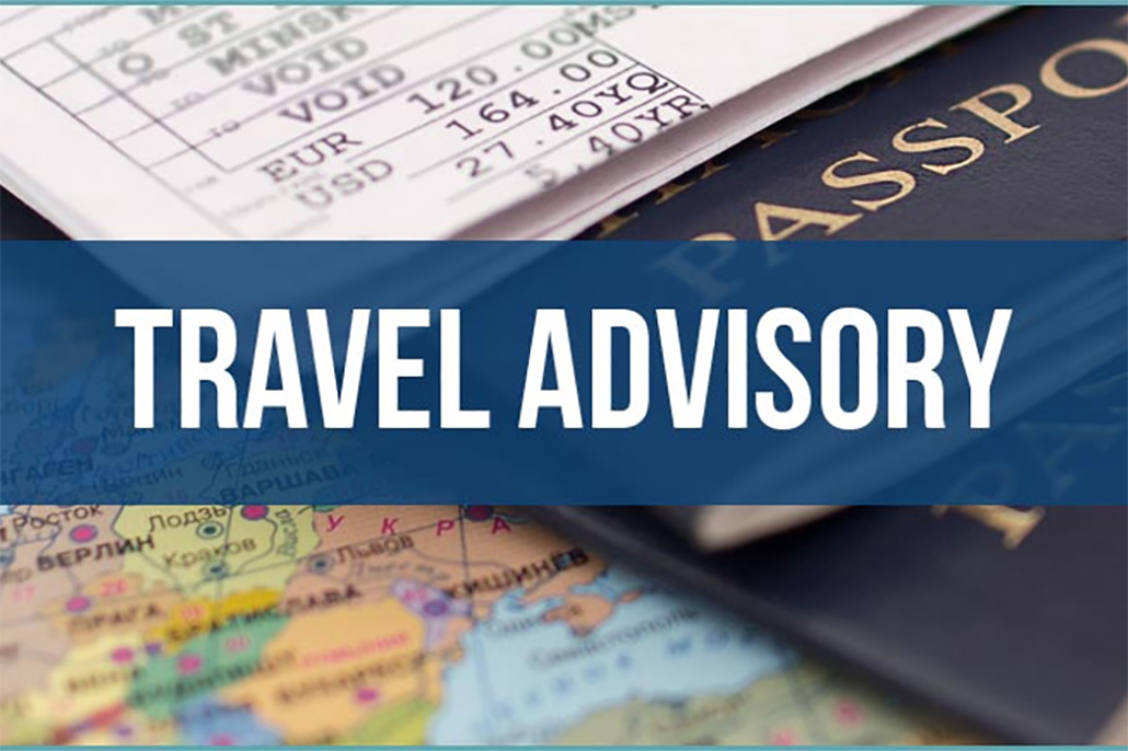 Belize Issues Travel Advisory to Residents