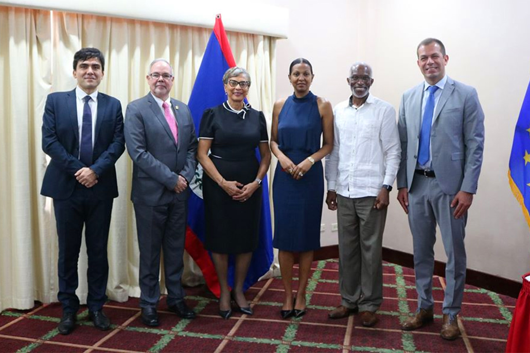 Belize Working to Legislate Cybercrime and Electronic Evidence