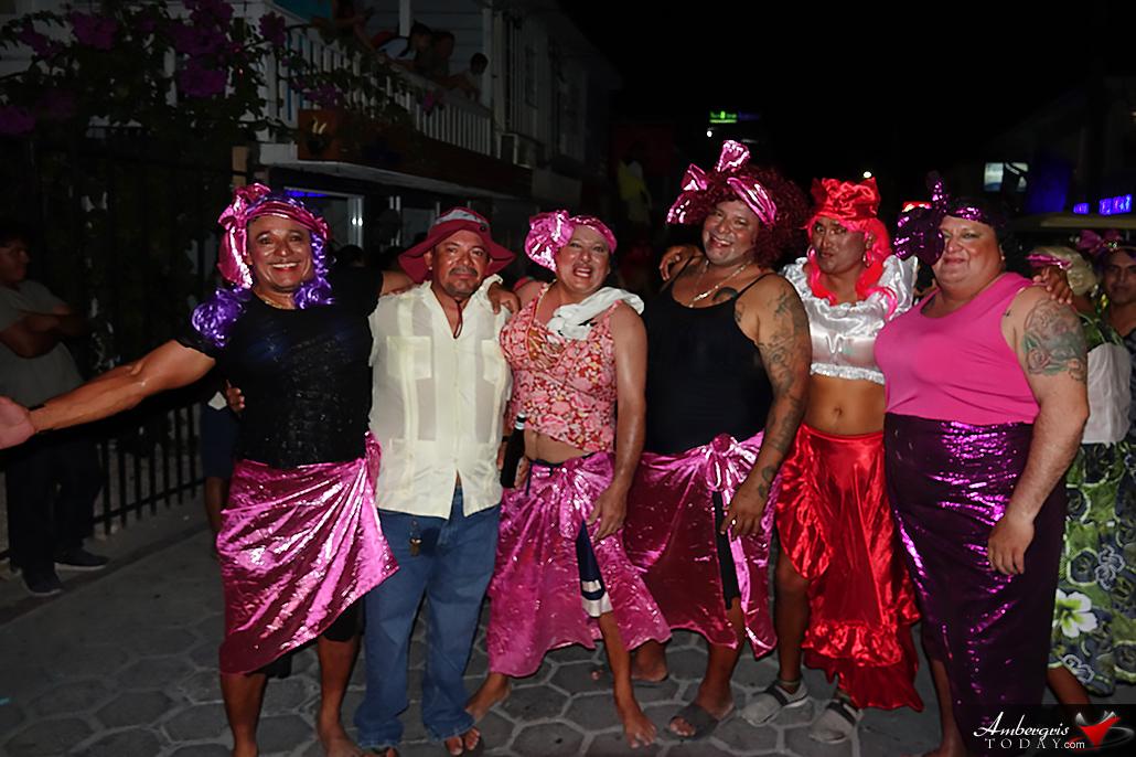 Carnaval Day Three: Las Barbies - Sei Sei Bei Parranda!