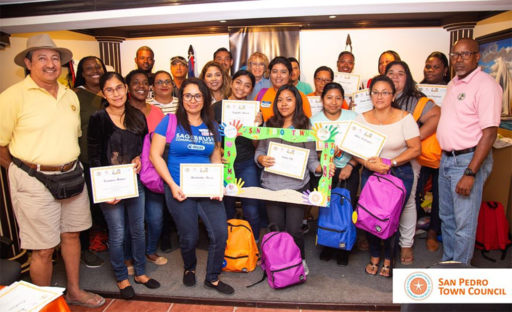 UNICEF Hosts Right to Happiness Program in San Pedro