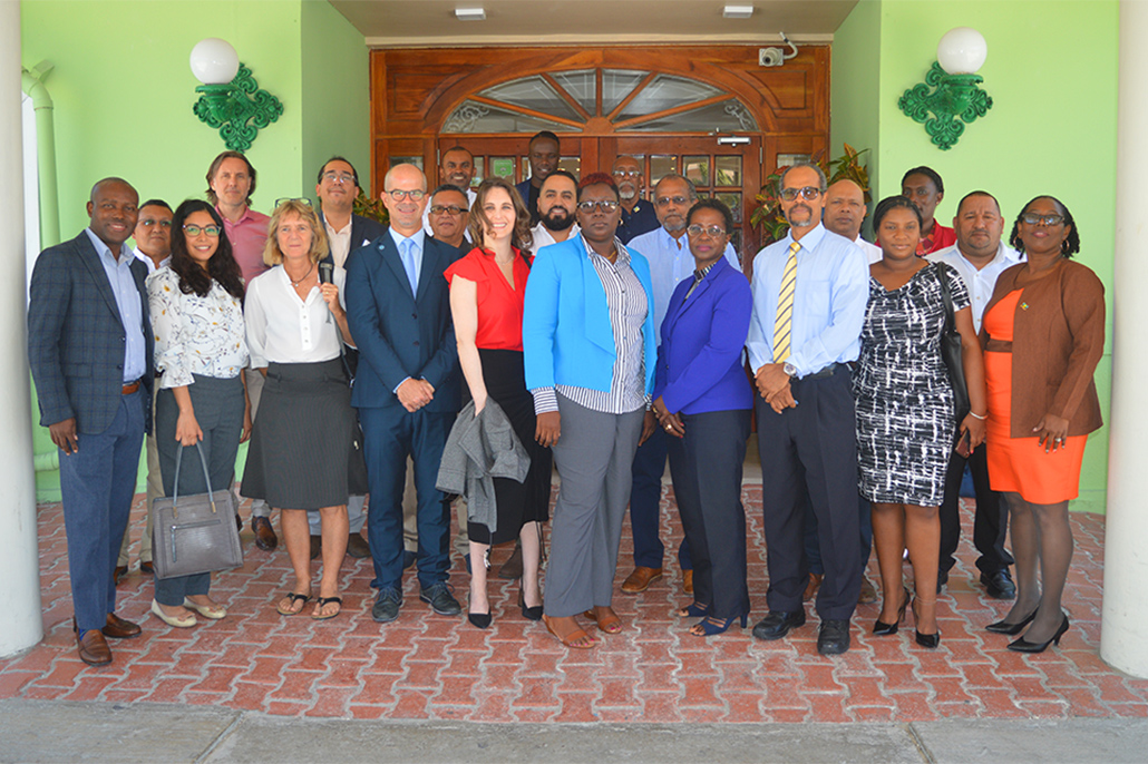 $US46Million Initiative to Promote Blue Economy Gets Underway in the Caribbean