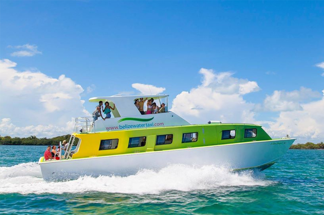 San Pedro Belize Express Voluntarily Ceases Chetumal Run for 14 days