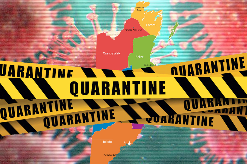 Government of Belize Enacts Quarantine Order for Entire Country