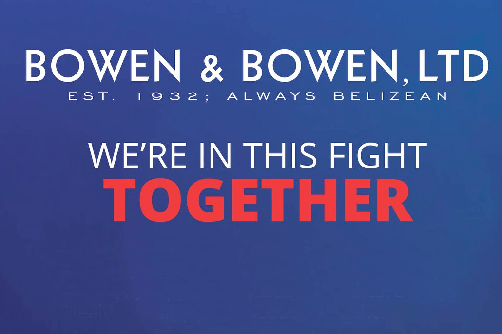 Bowen & Bowen, Ltd & Companies Makes Major Donation to MOH