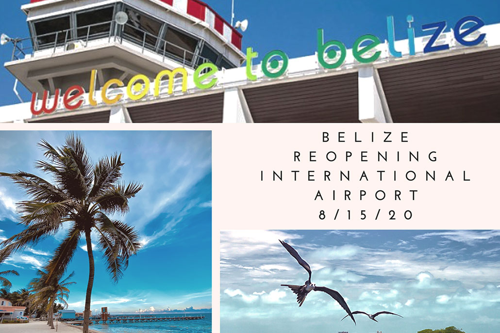 Belize Plans Phased and Controlled Approach at Opening Country and Tourism