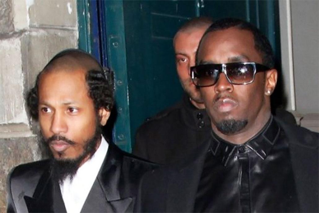 Diddy Congratulates Shyne Barrow as He Runs for Politics