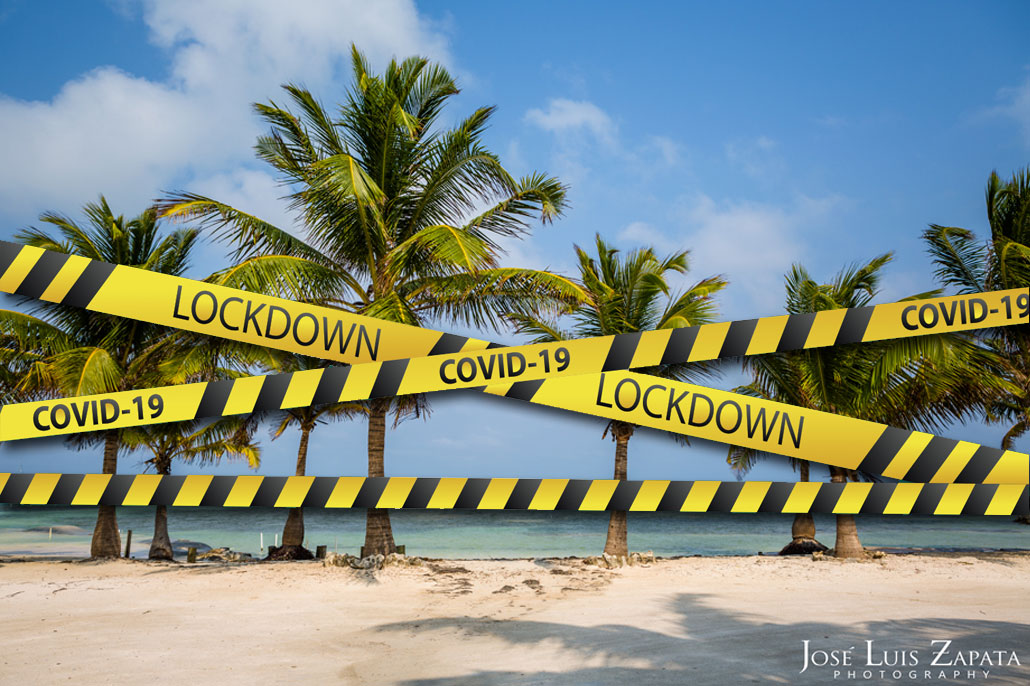 Ambergris Caye Lockdown Again for 14 Day Quarantine