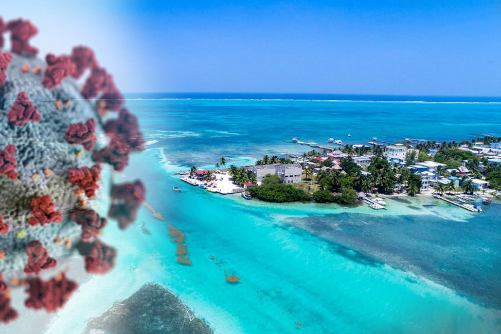 Caye Caulker Faced with First COVID-19 Case