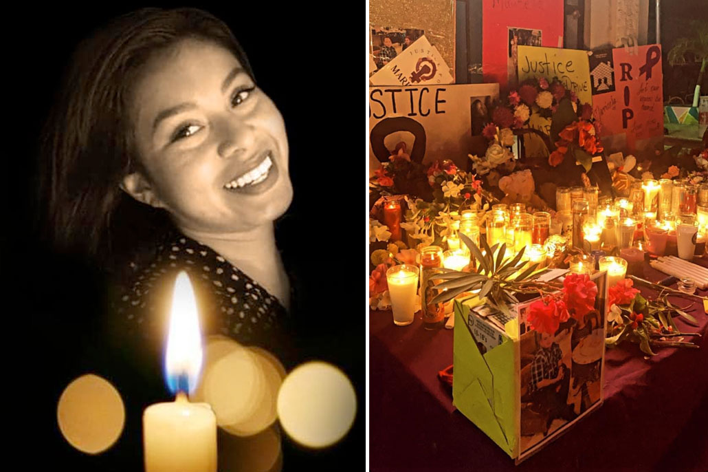 A Call for Justice For Marisela Gonzalez by Human Rights Commission