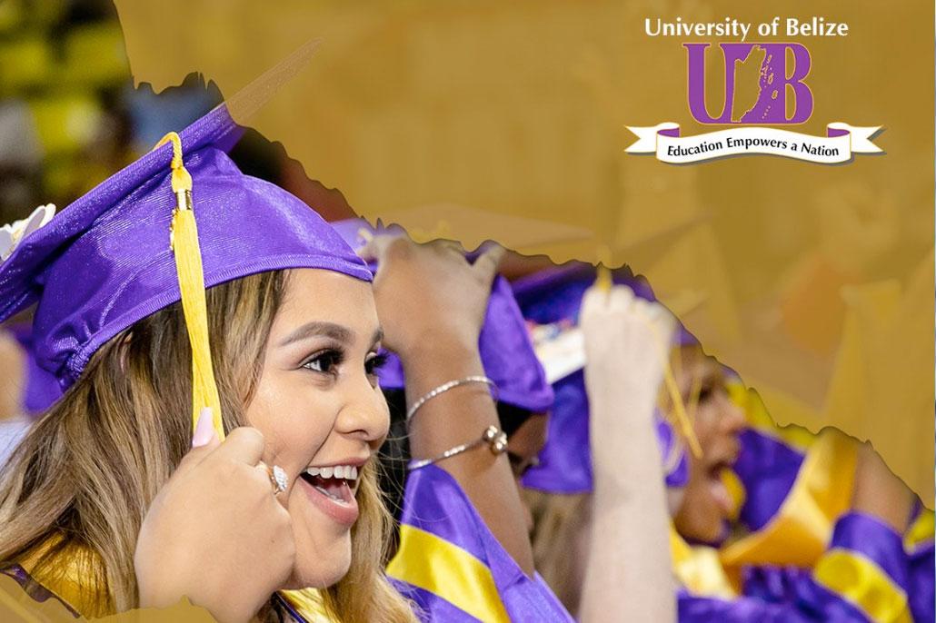 University of Belize Holds Historic Virtual Graduation Ceremony