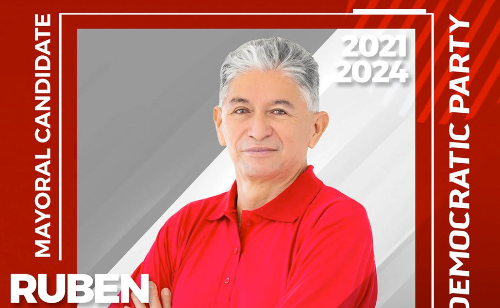 UDP Announces Ruben Gonzalez as Mayor Candidate 2021-2024