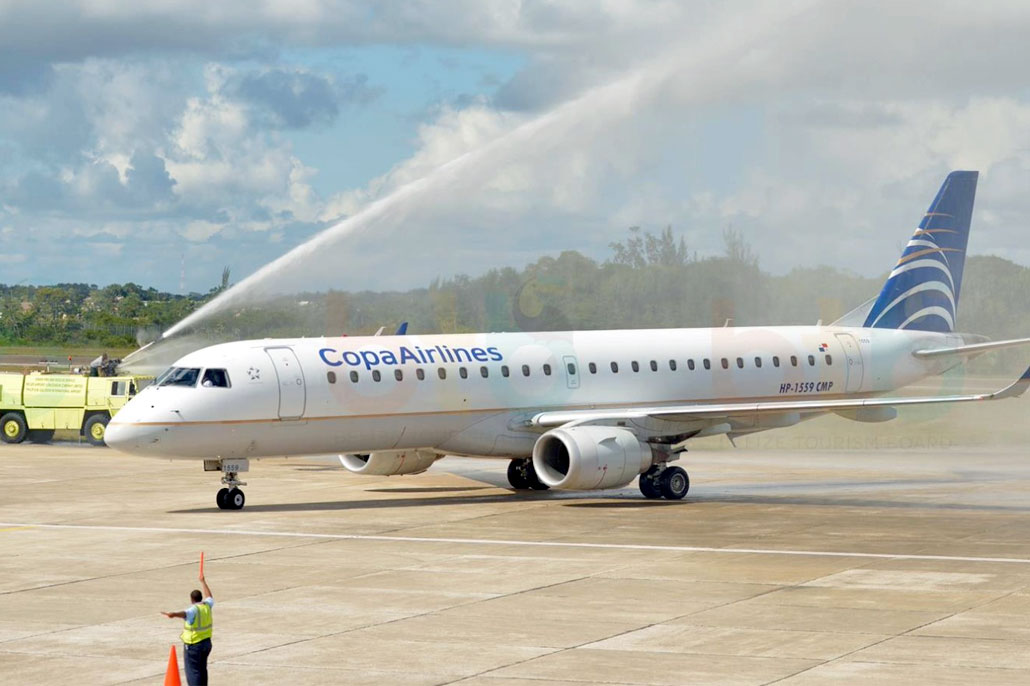 COPA Airlines to Resume Flight Service to Belize