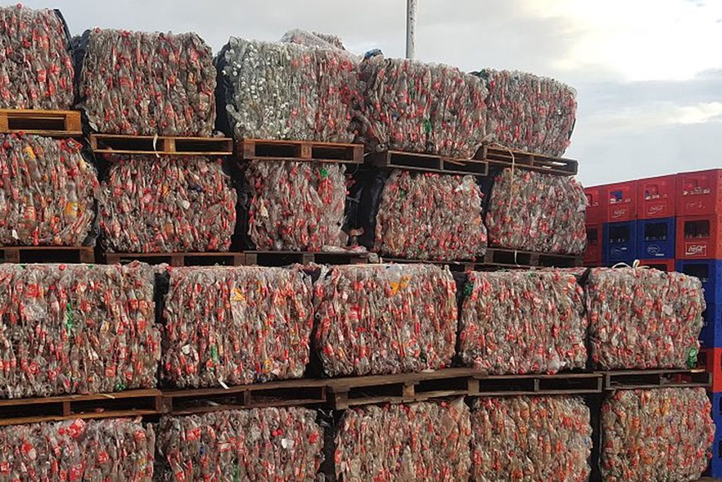Bowen and Bowen Increases Recycling Plastic Bottle Capacity