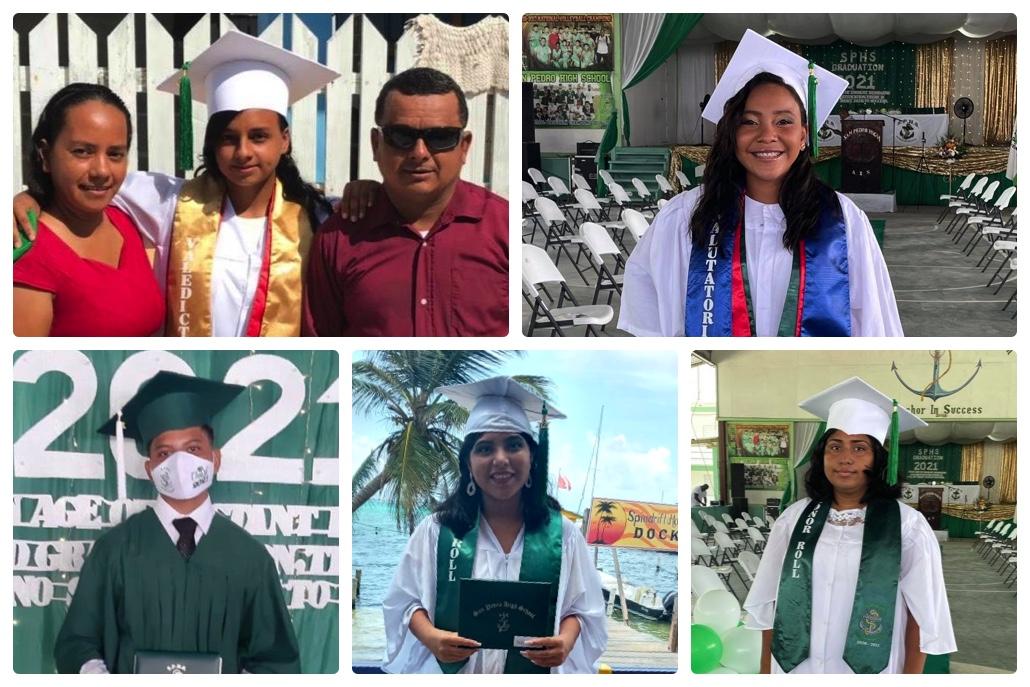 Scholarship Students Excel Under Caye Education Foundation Program