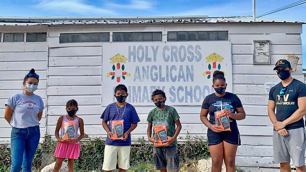KV Foundation Assists Students Back to School