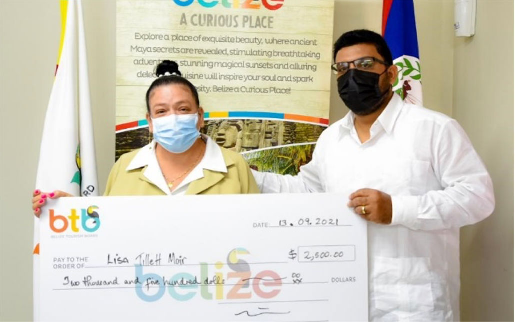 BTB Rewards First Frontline Hero for Exemplary Work During the Pandemic
