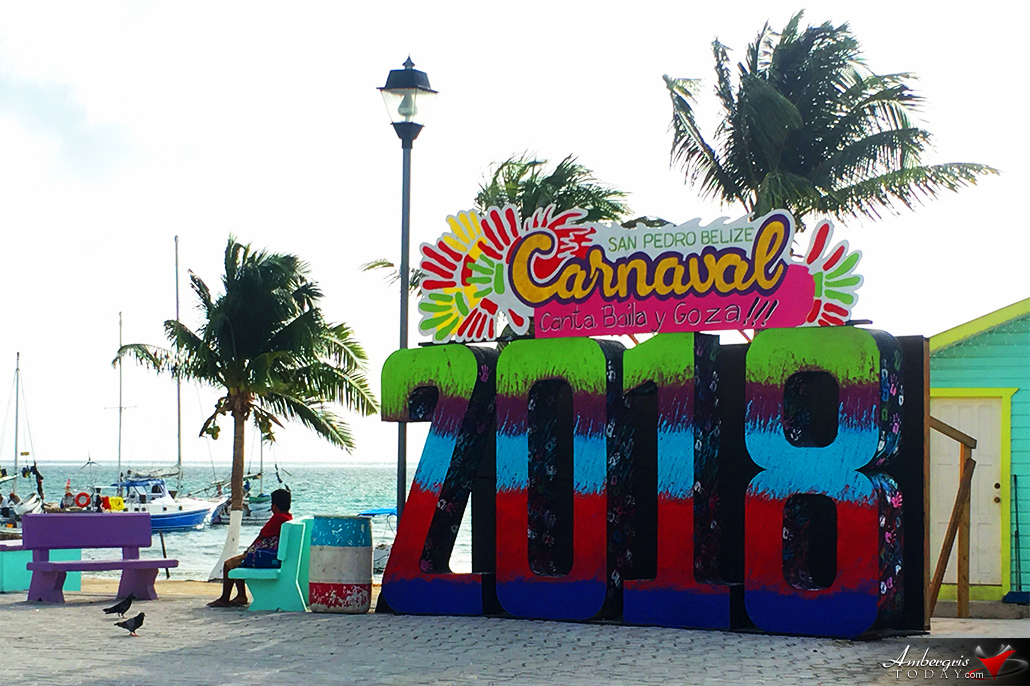 Carnaval 2018 San Pedro