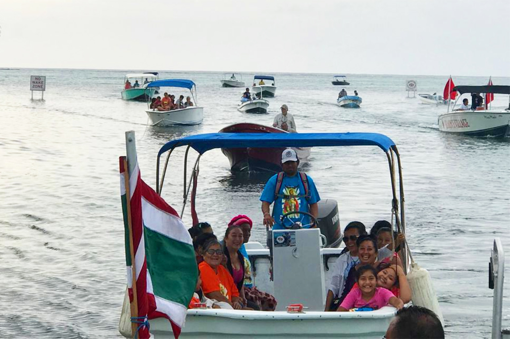 Pic of the Week - Dia de San Pedro Boat Procession