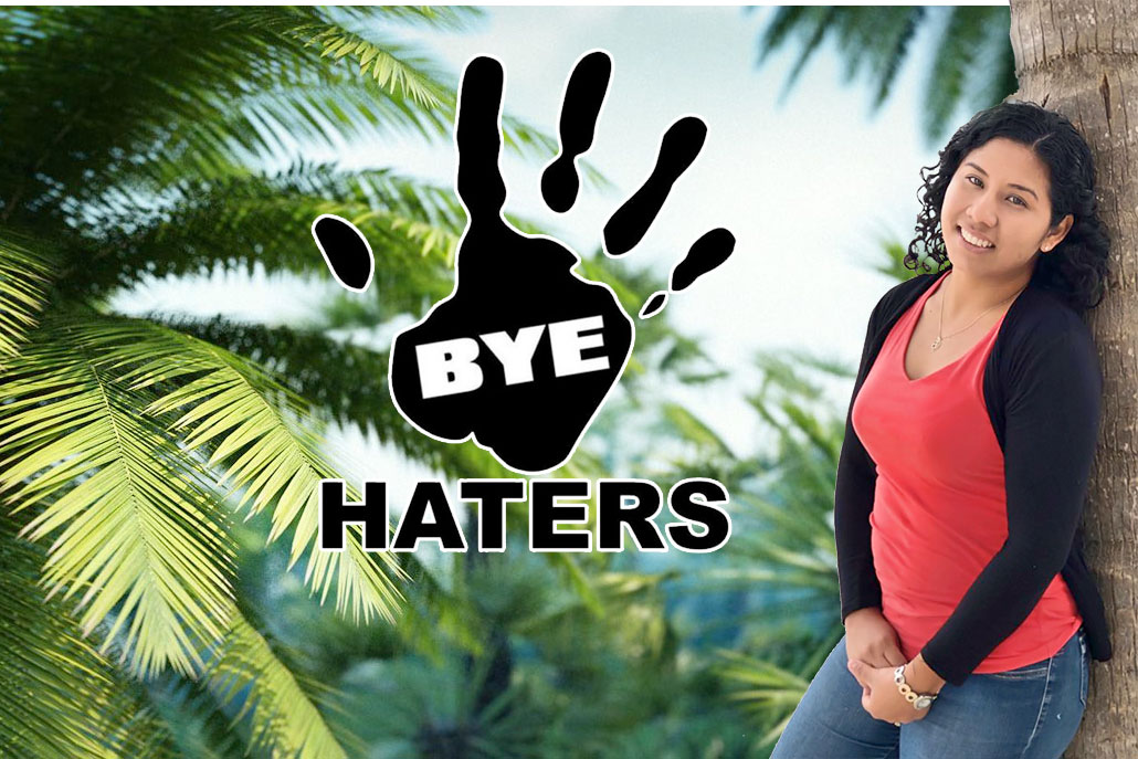 Secrets to Life by Seleni Perez, Haters will Hate