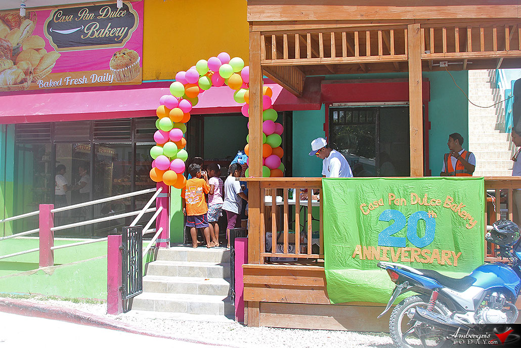 Happy 20th Anniversary Casa Pan Dulce