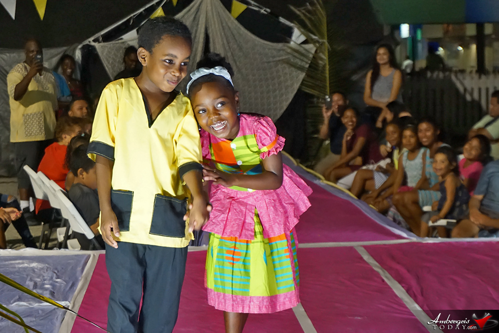 Foreva Fancy Garifuna Inspired Fashion Show