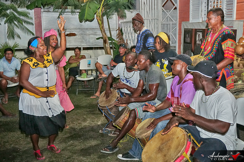 San Pedro House of Culture Celebrates Garifuna Awareness Day