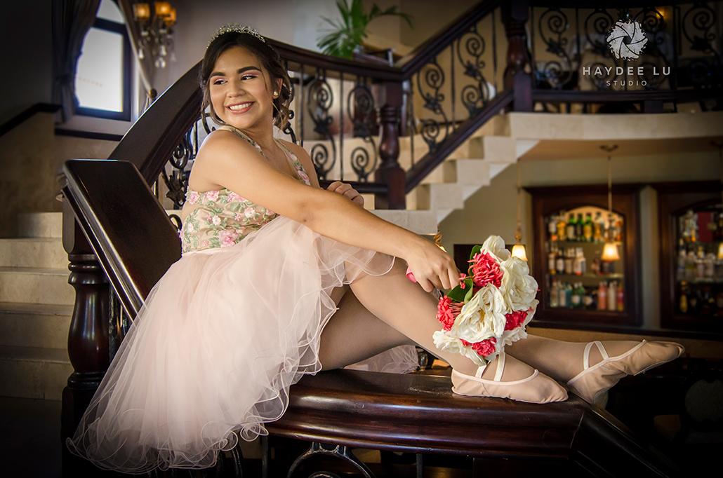 Karissa Vasquez Celebrates Her Quinceaños