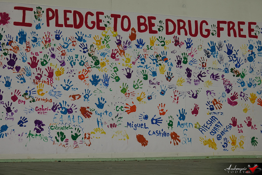 SPHS Celebrates Drug Awarness Week