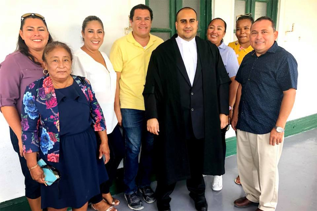 San Pedro's Newest Attorney-at-Law – Eduardo Aguilar