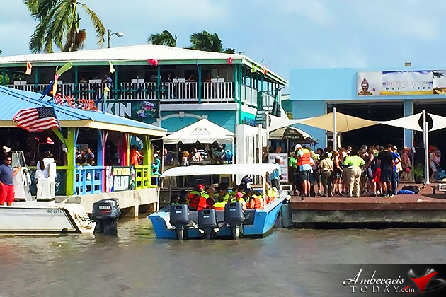 Belize Boasts Record Tourism Arrivals for 2015