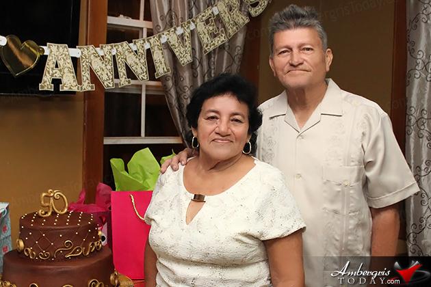 Ovidio and Elia Guerrero Celebrate Golden Anniversary