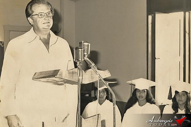 Al Felly San Pedro High School's Greatest Benefactor