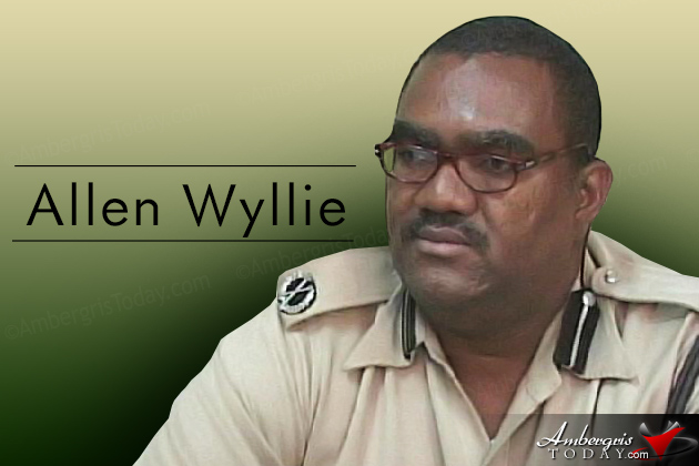 Allen Wyllie - Acting Commissioner of Police