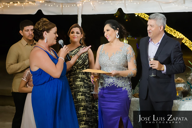 Alma Gabourel Birthday Celebration Contribution $10K to San Pedro Cancer Society