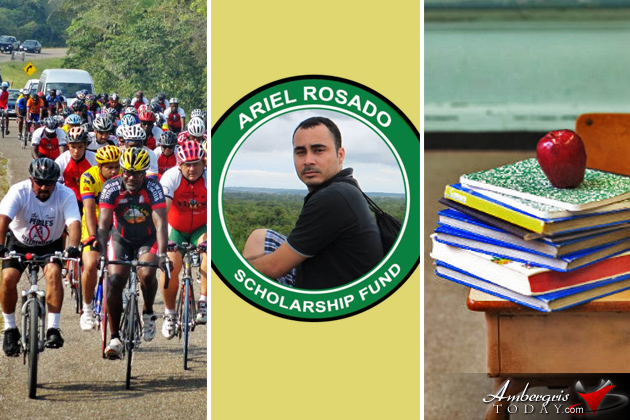 Ariel Rosado Annual Bike Ride and Scholarship Giveaway