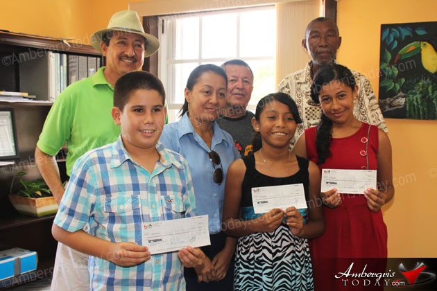 Top PSE Scorers of San Pedro and Caye Caulker Awarded