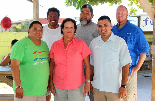 Board of Directors Belize Tourism Industry Association BTIA San Pedro Chapter