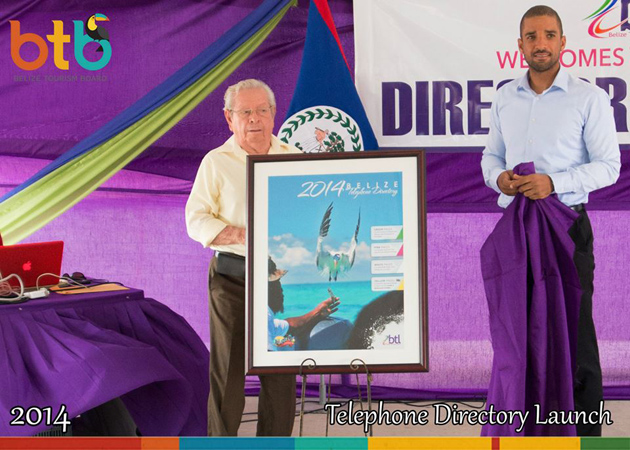 BTL's 2014 Directory Cover Highlights Belize's Adventure