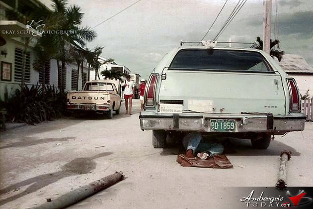 Special Mechanic in San Pedro, Ambergris Caye