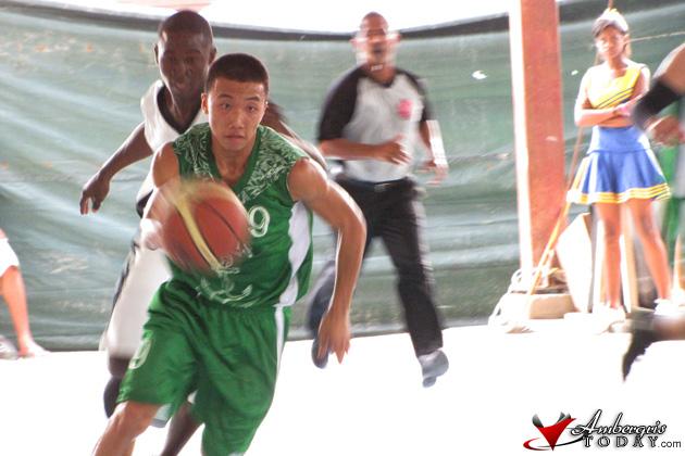 San Pedro High Host Basketball Nationals