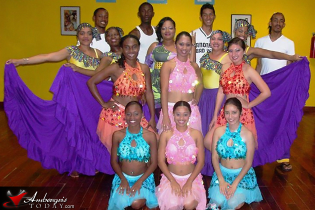 Belize Dance Company to Travel to Europe