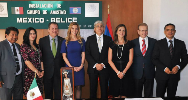 Belize - Mexico Friendship Group Established by Mexican Congress