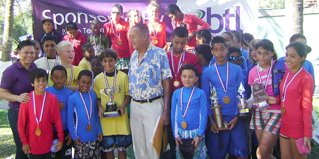Belize Sailing Association National Championships