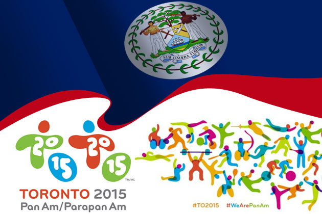 Belize to Participate in Toronto 2015 Pan American Games