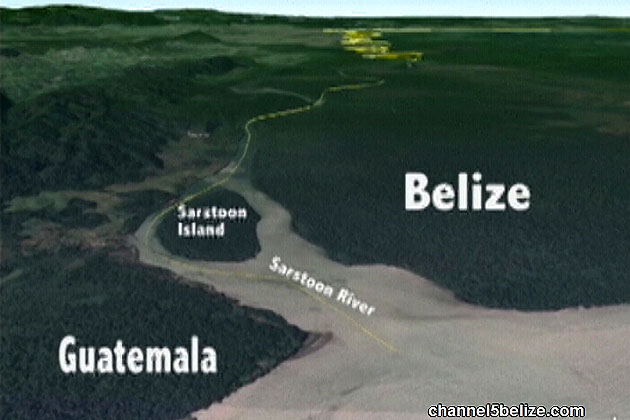 Tensions High as Belizean and Guatemalan Forces Confront at Sarstoon