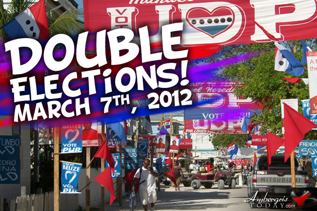 Double  Elections March 7, 2012 Announced