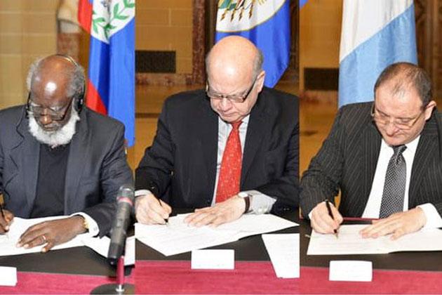 OAS Sponsors Talks to Solve Belize and Guatemala Territorial Dispute
