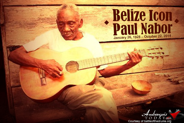 Belize Icon Paul Nabor Passes Away