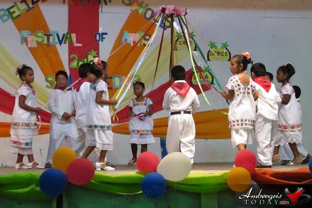 Belize Primary Schools Festival Of Arts