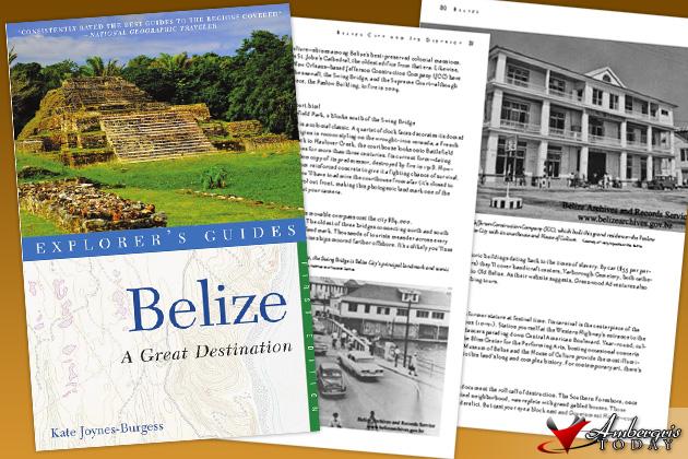 Belize: A Great Destination – the BookBelize: A Great Destination – the Book